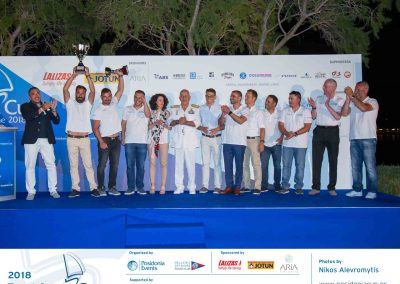 Posidonia Cup 2018©Nikos Alevromytis