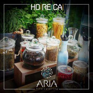 Η ομάδα της ARIA Fine Catering σας περιμένει στα εστιατόρια του Metropolitan Expo στη HO.RE.CA. 2020!